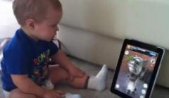Смартфоны тормозят развитие речи у детей - ученые