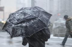 Зима не радует: когда Украину накроют дожди и пронизывающий ветер