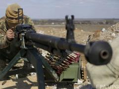 В Петровском, где развели войска, вовсю идет стрельба