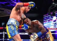 Бокс: украинец Ломаченко одолел кубинца Ригондо