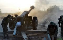 Боевики обстреливают собственные позиции и снимают это на видео