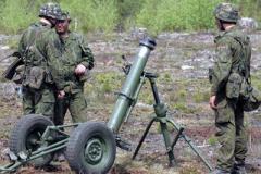 Под Мариуполем позиции сил АТО боевики обстреляли из минометов