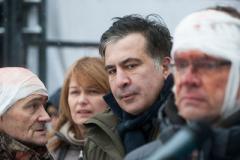 Цирк с Саакашвили - договорняк