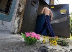 За три месяца из-за войны на Донбассе погибли 15 мирных человек