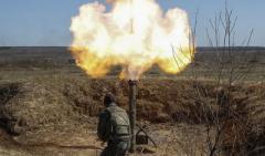 В Приазовье началось усиление военных действий
