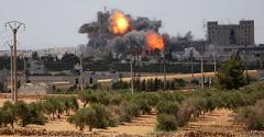 Война на Ближнем Востоке: в результате авиаудара сотни пострадавших. Много погибших