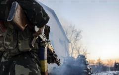 Активность боевиков в зоне АТО уменьшилась: 8 обстрелов за день