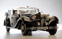 Парадный лимузин Гитлера продадут на аукционе в США