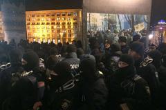 В Киеве запахло кровью: собирается Антимайдан