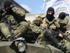 """Донбасс: боевики оседлали """"броню"""" и рванули на усиление позиций"""