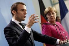 Донбасс, СЦЦК и пленные: Меркель и Макрон выступили с заявлением