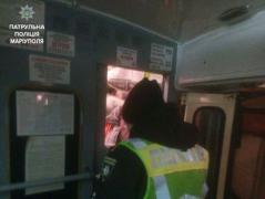 В Мариуполе оштрафовали водителя трамвая