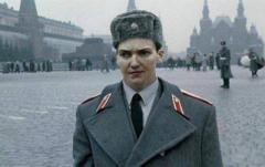 Надя Савченко, ты – трусливая натура! Ты просто лампочка Ильича, созданная Путиным для накаливания обстановки в нашем государстве