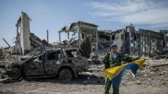 68% вимушених переселенців готові відбудовувати окуповані території після їх повернення до України