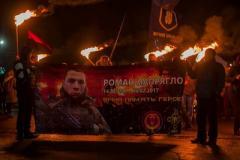 Кремлевской пропаганде нанесен мощный удар: города Донбасса яркими факельными шествиями отметили День рождения Бандеры