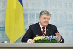 В 2018 «не светит». Порошенко заявил, что членство Украины в ЕС и вступление в НАТО – перспектива явно не 2018 года