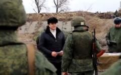 """Соцсети разоблачили визит нового главаря """"ЛНР"""" на """"передовую"""""""