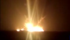 У берегов Китая горит судно с нефтью: идет поиск 32 членов экипажа