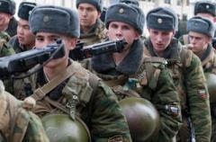 Армию России скосила эпидемия, в больницах сотни солдат