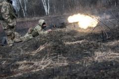АТО: У ВСУ снова потери, боевики усилились на Светлодарской дуге. ВИДЕО