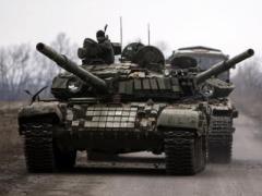 СММ ОБСЕ заметила в ОРДЛО танки и гаубицы