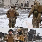 Пьяные боевики провоцируют украинских воинов на одной из горячих позиций зоны АТО