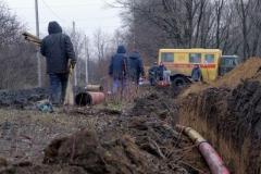 Начали испытывать авдеевский газопровод