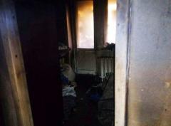 В Краматорске пожар убил двоих