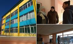 Жебривский хочет отремонтировать бассейн в Очеретино