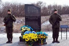На Донетчине почтили память жертв теракта под Волновахой