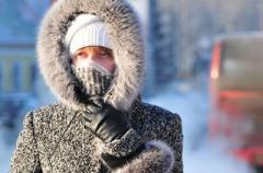 Суровые морозы и снегопады: украинцев ждет «рекордный» минус
