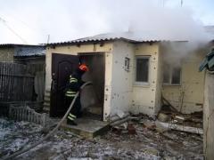 Сегодня горел Лисичанск