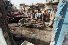 Теракт в Багдаде: из-за взрыва на площади погибли 30 человек
