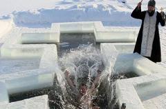 Купание на Крещение: украинцам напомнили правила безопасного ныряния