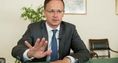 Сийярто выставил Украине новые жесткие требования