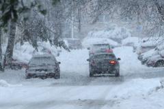 Украинцев ждут сильные снегопады