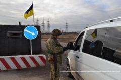 Ситуация на КПВВ Донбасса сегодня, 19 января