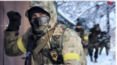 Бойцы «Азова» стоят на страже «Новороссии»?