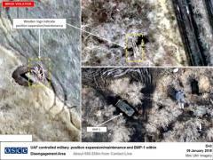 Вооружаются и минируют территорию: в ОБСЕ заявили о признаках скорого обострения на Донбассе