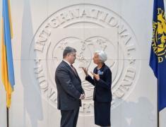 Порошенко согласился поднять цены на газ для населения и уступить по Антикоррупционному суду ради транша МВФ