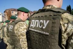 Около 500 пограничников погибли и были ранены на Донбассе