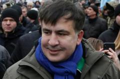 Саакашвили анонсировал скорое представление своего Кабмина и кандидатов в президенты