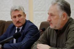 Губернатор Донетчины представил нового главу Волновахской РГА