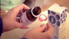 В Украине запретили сироп от кашля