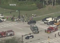 В школе Флориды произошел массовый расстрел