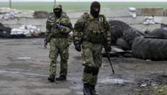 В Донецке вооруженные боевики устроили массовые облавы
