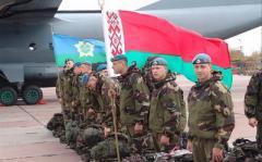 Лукашенко: белорусские миротворцы готовы стать между конфликтующими сторонами в Украине при договоренности между Порошенко и Путиным. ВИДЕО