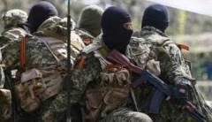 Боевики запрещают населению доступ к местам переброски техники из РФ