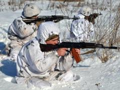 На Донбассе за сутки боевики 12 раз нарушили перемирие – штаб АТО