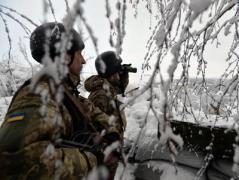 На Донбассе за сутки получили ранения трое украинских военных – штаб АТО